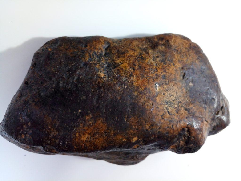 Meteorito Metálico Auténtico - Certificado de Autenticidad 3
